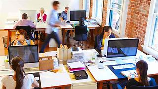 4 Tips to Keep You Sane at the Open Space Office - Video