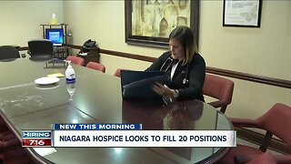 Hiring 716: Niagara Hospice looks to fill 20 positions