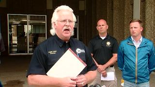 City of Tulsa holds press conference following tornado - Video