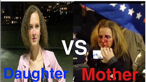 Mother VS daughter divide by political views