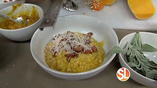 Zappone's Italian Bistro & Catering serves up holiday recipes - Risotto - Video