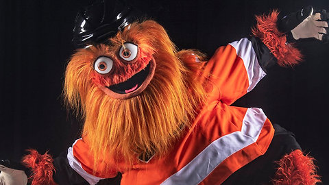 Philadelphia Mascot Gritty Gets His Own Beer