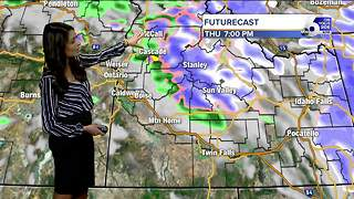 Karen Lehr's On Your Side Forecast: Thursday, January 11, 2018 - Video