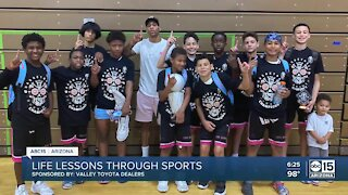 Helping Kids Go Places: One Love Sports