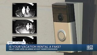 Vacation rental scam: Valley home listed on rental site without owners' knowledge