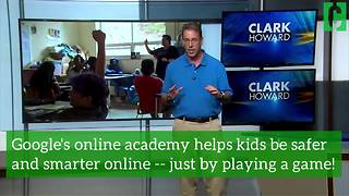 Google's online academy helps kids be safer and smarter online - Video