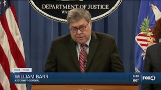 AG Barr says no need for special investigation