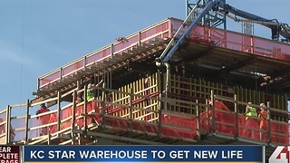 KC Star warehouse to get new life - Video