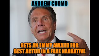 What Andrew Cuomo emmy acceptance speech should be
