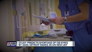 OB-GYN Shortage across metro Detroit - Video