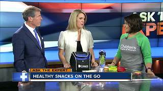 Ask the Expert: Skipping fast food - Video