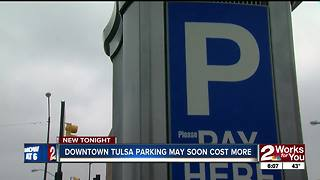 Mayor will make proposal to change downtown street parking system - Video