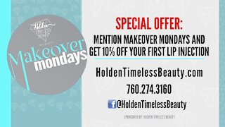 Makeover Mondays: Holden Timeless Beauty Talks About Ways To Get Fuller, Plumper Lips