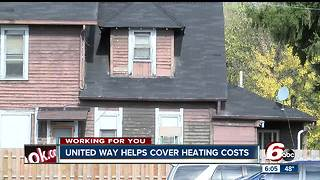 United Way helps cover heating costs for those in need