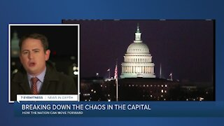 IN-DEPTH: Breaking down the chaos in the capitol