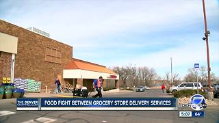 Online grocery delivery rises in popularity