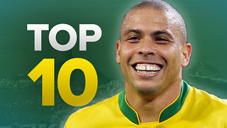 Top 10 World Cup Goalscorers of All-Time - Video
