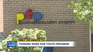 Cleveland program that helps at-risk youth, keeps families together in danger of losing funding