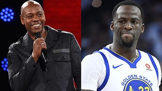 Draymond Green RESPONDS to Dave Chappelle's Joke About His Name - Video