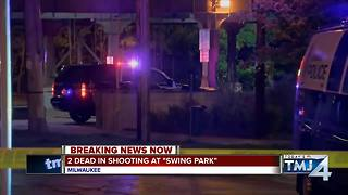 Milwaukee Police: 2 killed in shooting at