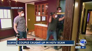 Aurora couple warns about HGTV 'Property Brothers' scam - Video
