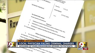 Physician facing criminal charges