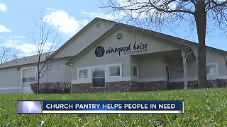 Vineyard Church Pantry helps families who need food during COVID-19 pandemic