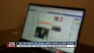 Selling drugs on social media done in code words - Video