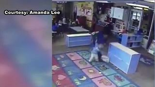Video shows Reno day care worker apparently dragging child - Video