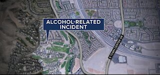 Las Vegas teen dies in alcohol-related incident