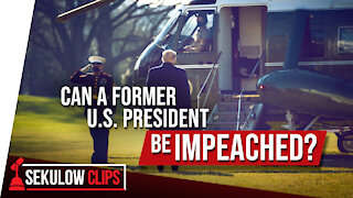Can a Former U.S. President be Impeached?