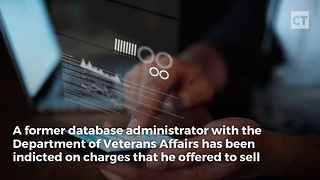 Ex-VA Employee Accused of Trying to Sell Vets' Info - Video