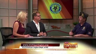 Morning Blend -The American Legion Department of Michigan - 10/9/19