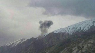 11 Dead After Turkish Plane Crashes In Iran