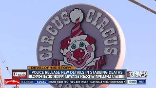Circus Circus offering reward - Video