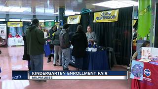 Kindergarten Enrollment Fair - Video