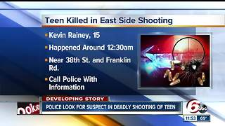 15-year-old dies after northeast-side shooting