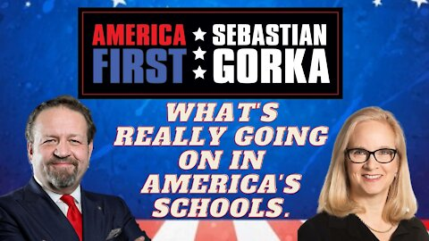 What's really going on in America's schools. Katie Gorka with Sebastian Gorka on AMERICA First