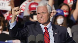 Pence Campaigns For GOP In Georgia Ahead Of Runoffs