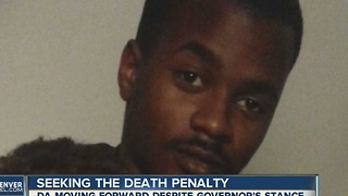 Seeking the death penalty - Video