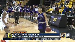 Catonsville, Long Reach advance to state finals - Video