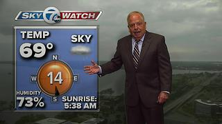 7 First Alert Forecast Sun Evening 6/3 - Video