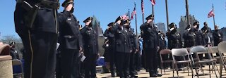 Gone but not forgotten: Memorial service held for Milwaukee law enforcement killed in line of duty