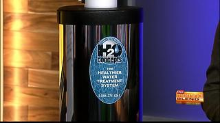 Healthier better tasting water in your home - Video