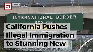 California Pushes Illegal Immigration To Stunning New Level With Appointment To State Office