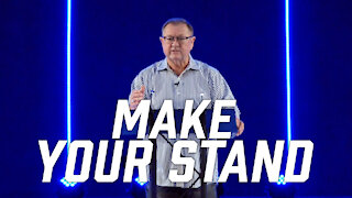Make Your Stand | Tim Sheets
