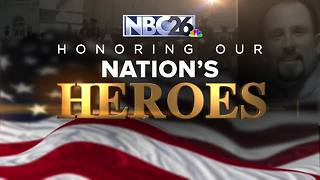 10 PM A-BLOCK HONORING OUR NATION'S HEROES
