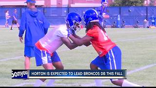 Boise State begins fall camp - Video