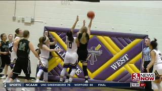 Millard West Girls vs. Bellevue West - Video