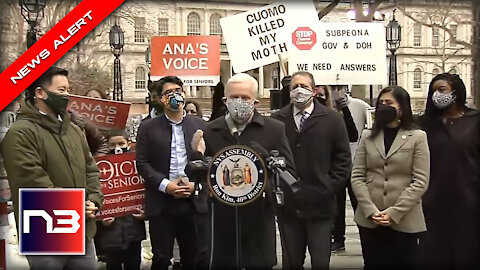BREAKING: NY Dems Hold Presser Calling for the END of Andrew Cuomo's Career
